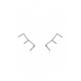 Neo Piercing TripleHoop Silver