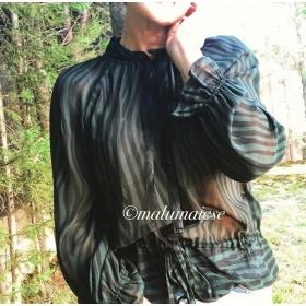 Camisa Grevy´s Zebra