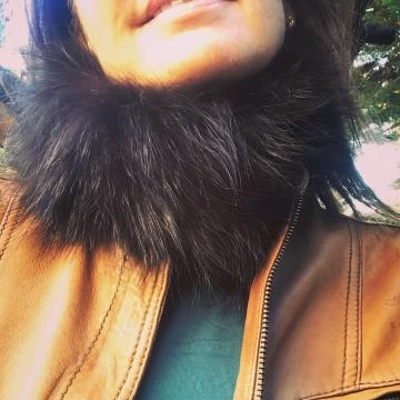 Cuello Elástico Zorro