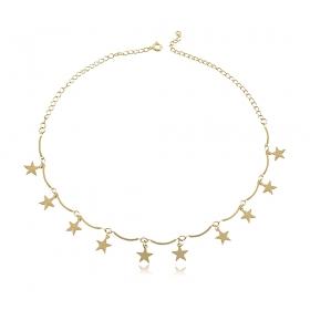 Collar Choker 10 Stars