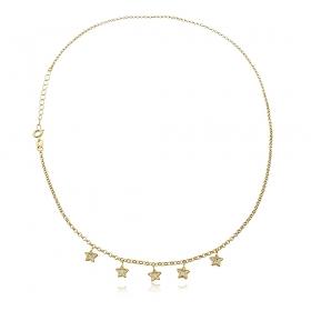 Collar Choker 5 Stars