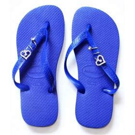 Havaianas TOP Azul Piercing