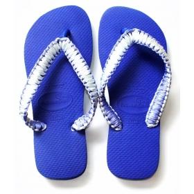 Havaianas TOP Azul Macramé