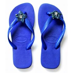 Havaianas TOP Azul Flor